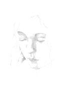 Tegning med oppmerksomt nærvær
