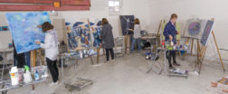 2-3 årig Billedkunstutdanning, 2 dager eller 2 kvelder i uken, eller 10 helger i året
