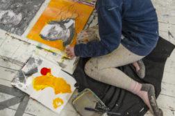 UNGDOMSKURS Kreativt Maleri 13 til 16 år, 9-13. august