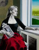 Figurativt maleri med utgangspunkt i foto