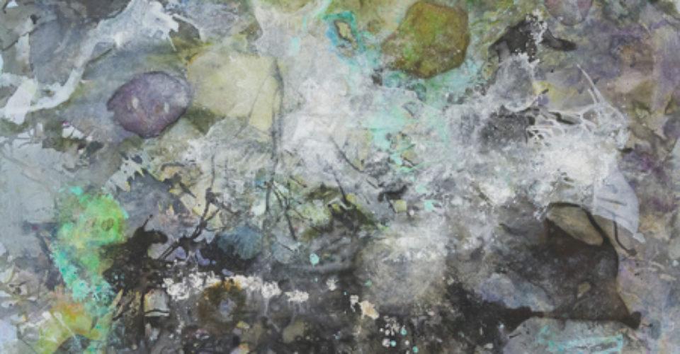 Abstrakt maleri og teknikk