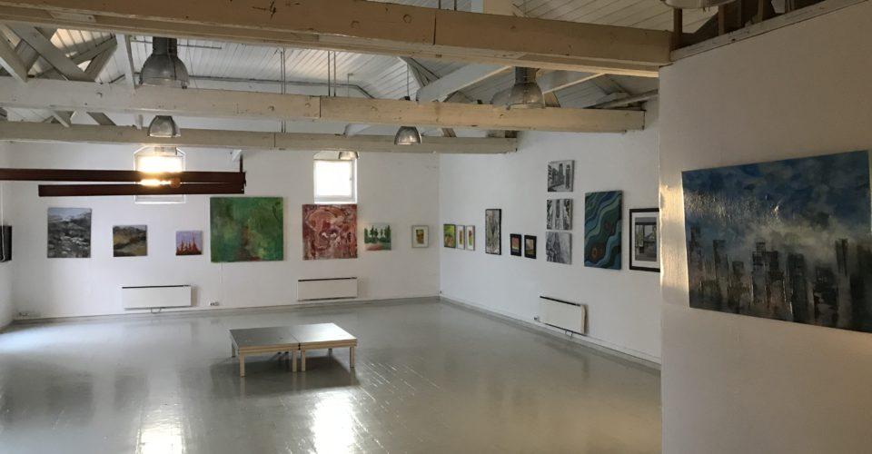 Karusell forside utstilling Rothko