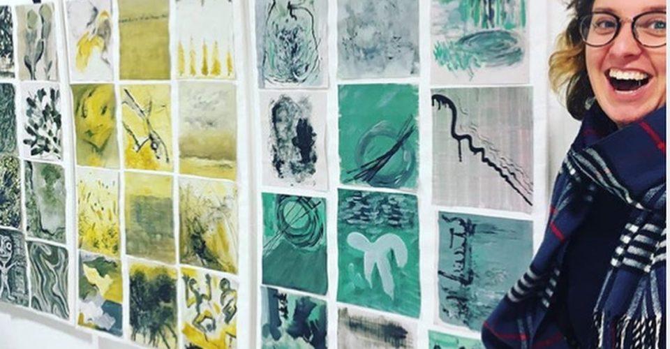 Karusell forside Rothko