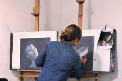 """Helgekurs """"Figurativt maleri og foto"""" 4-6. september – FULLT"""